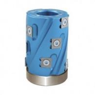 Porte-outils - LEMAN 66208030 - hélicoïdal - Ø 62 x 80 x 30 mm