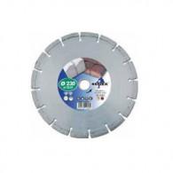Disque diamant - LEMAN 771254 - Ø 125 - al 22 mm - segmenté
