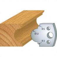 Couteau - LEMAN 800.018 - congés - la paire