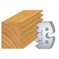 Couteau - LEMAN 855.237 - enture Firmin - la paire