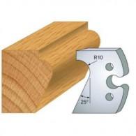 Couteau - LEMAN 855.248 - nez de marche - la paire