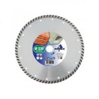 Disque diamant - LEMAN 881304 - Ø 230 - al 22 mm - universel