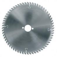 Lame carbure - LEMAN 964.260.25AL - 260 x 2,5/1,8 x 30 Z80TPNEG