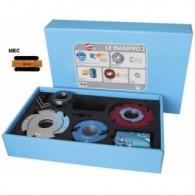 Coffret d'outils - LEMAN LEMAXIPRO - pour combinés al 50 mm