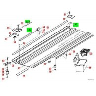 Elastique - MAFELL 204027 - pour KSS400