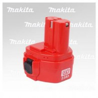 Batterie - MAKITA 192597-4 - 1222 - 12 V Ni-Cd - 2 Ah
