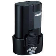 Batterie - MAKITA 194355-4 - BL7010 - 7,2 V Li-ion - 1,3 Ah