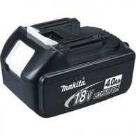 Batterie - MAKITA 196399-0 - BL1840 - 18 V Li-ion - 4 Ah