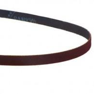 Bande abrasive - MAKITA A-34481 - 9x533 mm - grain 120 - 10 pièces