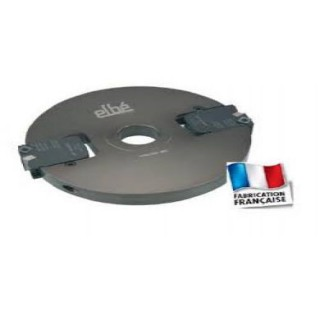Porte-outils - ELBE MT010950 - multi-tenons - Ø 280/320x30x50 mm