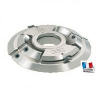 Porte-outils - ELBE PB013505 - bouvetage d'angle - Ø 182x12/35x50 mm