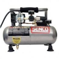Compresseur - SENCO PC1010 - 3,8 litres - 8 bars - 0,3 Kw - 230 V
