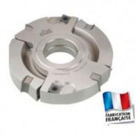 Porte-outils - ELBE PF006020 - feuillure - Ø 160x30/60x50 mm
