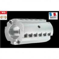 Porte-outils dérouleur - ELBE PI046705 - 155x150x40 mm