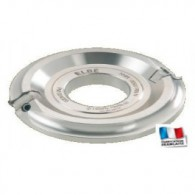 Porte-outils 1/4 de rond - ELBE PM034060 - Ø 140 - al 50 mm - r 6 dos
