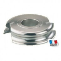 Porte-outils - ELBE PO028605 - rampe d'escalier - Ø 160 x al 50 mm - dos
