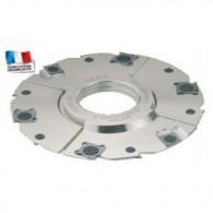 Porte-outils - ELBE PR003015 - à rainer - Ø 160x4/7,5x50 mm