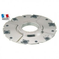 Porte-outils - ELBE PR003030 - à rainer - Ø 160x10/19,5x50 mm