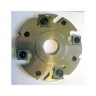 Porte-outils à rainer - ELBE PR049505 - Ø 100x3,97x22 - pour lamelles