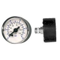 "Manomètre - PREVOST MTRA1040 - Ø 40 mm - 10 bars - 1/8"" Gaz"