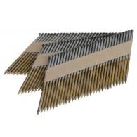 Clou - SENCO 21440 - bandes 34° - L 90 mm - annelé galvanisé - Bte 3000