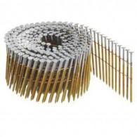 Clou - SENCO 303184 - rouleau 16° - L 70 mm - annelé galva - Bte 7200