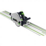 Scie plongeante Festool TS 55 REBQ-Plus-FS 561580 - 55 mm avec variateur et rail
