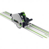 Scie circulaire Festool TS 55 RQ-Plus-FS 712634 55mm + rail FS 1400/2