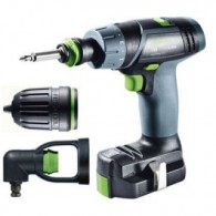 Perceuse visseuse FESTOOL TXS Li 2,6-Plus 564510 - 10,8V Li-ion 2,6Ah