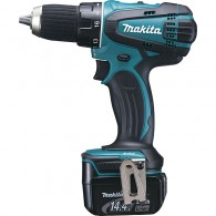 Perceuse visseuse - MAKITA DDF446RMJ - 14,4 V Li-ion - 4 Ah