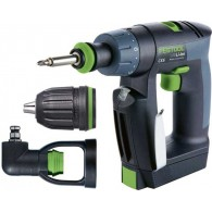 Perceuse visseuse - FESTOOL CXS Li 2.6 564532 - 10,8 V Li-ion - 2,6 Ah