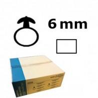 Joint ancre - VIRUTEX 1204087 - Ø 6 mm - marron - le mètre