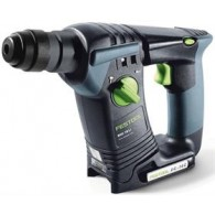 Perforateur - FESTOOL BHC18 Basic 574723 - 18 V Li-ion - 5,2 Ah