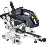 Scie radiale Festool Kapex KS 60 E-Set 561728 - 1200W - 60 mm