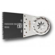 Lot 10 lames - FEIN 207 - Bi-métal - Starlock Plus - 50 x 55 mm