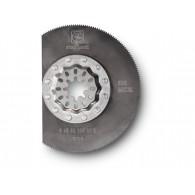Lame segment - FEIN 106 - HSS - Starlock - Ø 85 mm