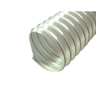 Tuyau flexible polyuréthane - Ø 100 mm - le mètre