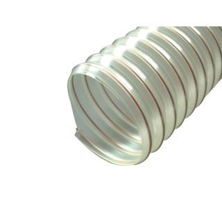 Tuyau flexible polyuréthane - Ø 120 mm - le mètre