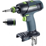 Perceuse visseuse - FESTOOL T18 Basic 574763 - 18 V Li-ion - 5,2 Ah