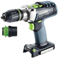Perceuse-visseuse - FESTOOL PDC18 Basic 574701 - 18 V Li-ion - 5,2 Ah