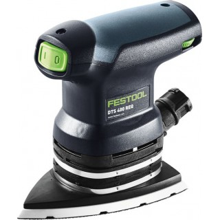 Ponceuse vibrante - FESTOOL DTS400REQ 201231 - 250 W - 100x150 mm