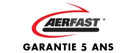 garantie professionnelle Aerfast 5 ans