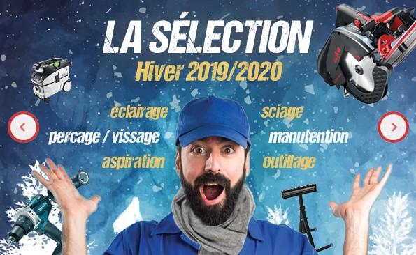 Séléction Hiver 2019-2020