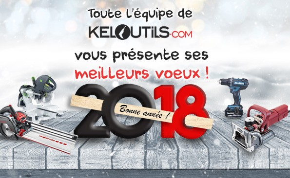Voeux Keloutils 2018