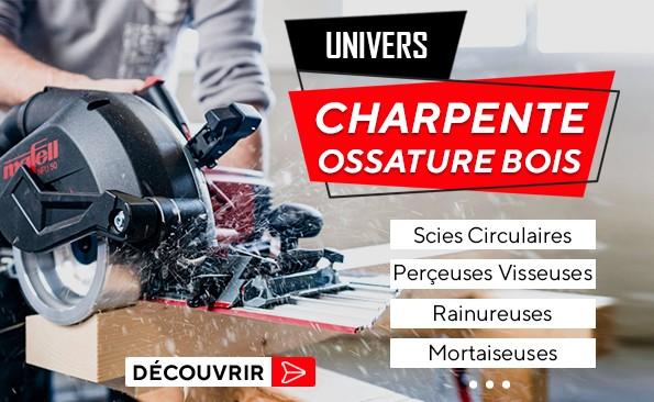 Sélection Charpente Ossature Bois Keloutils