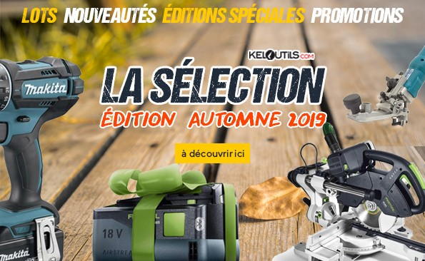 La sélection Keloutils Automne 2019