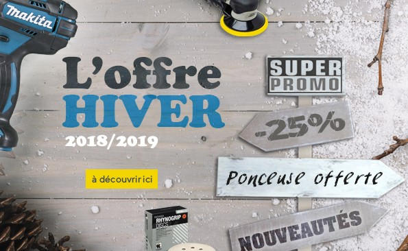 Offre Hiver 2018-2019