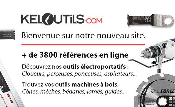 Keloutils lance son nouveau site web
