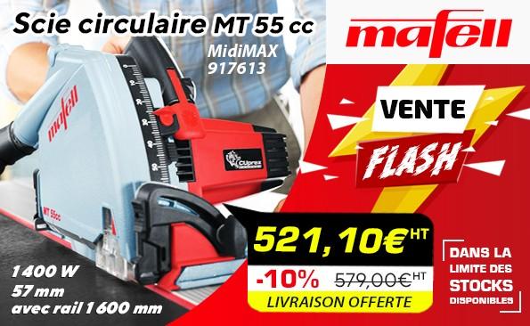 Vente Flash scie circulaire Mafell TS 55 CC